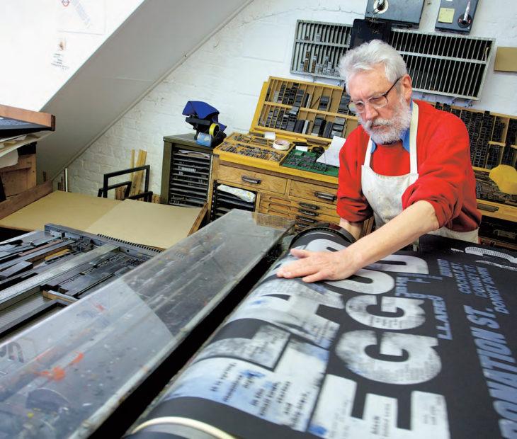 Letterpress: impressão vintage em tempos de DIY