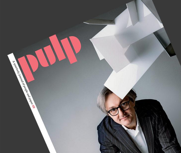 Pulp 10 – uma inovadora aproximação ao mundo dos catálogos.