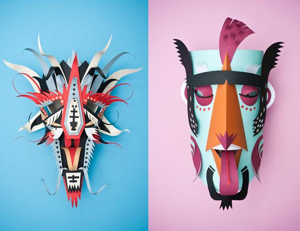 Alter-ego de papel para um Carnaval sem igual