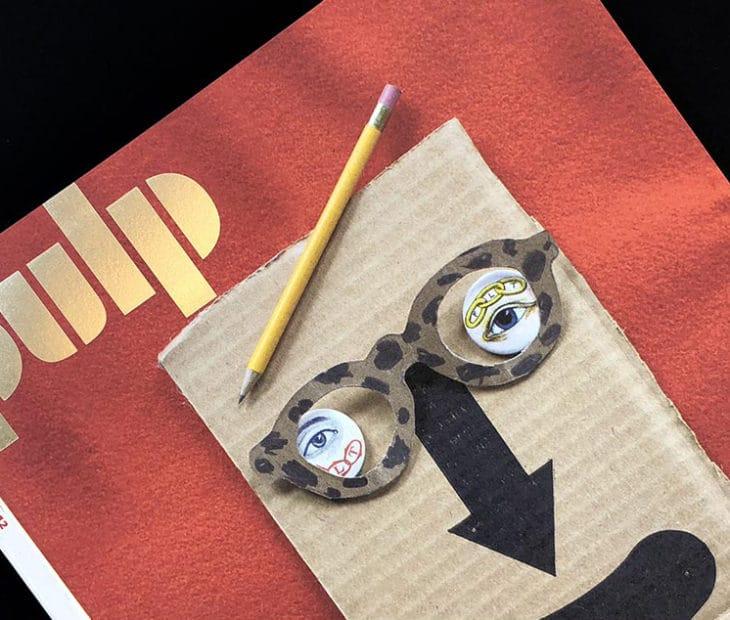 Quer um Natal cheio de papel? Assine já a revista Pulp 12!