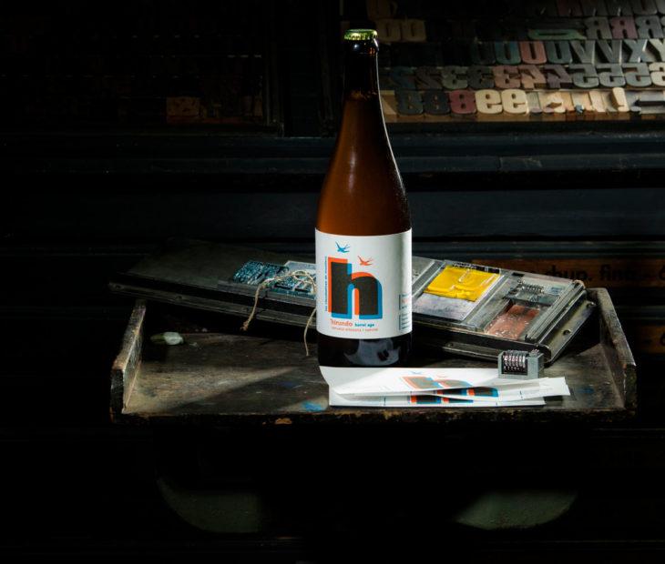 A cerveja artesanal que nos transporta a outros tempos