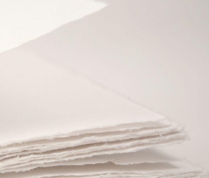 Sabia que o papel também tem algodão?