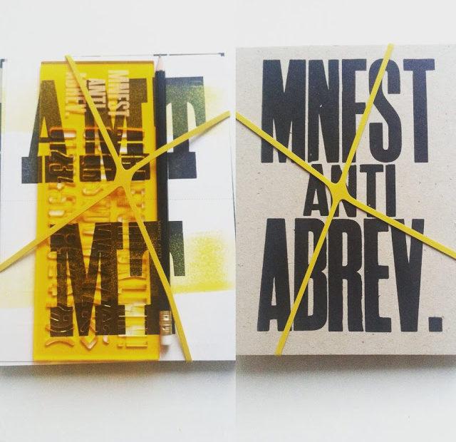 MnfstAntiAbrev – Pelo direito às palavras com significado por inteiro.