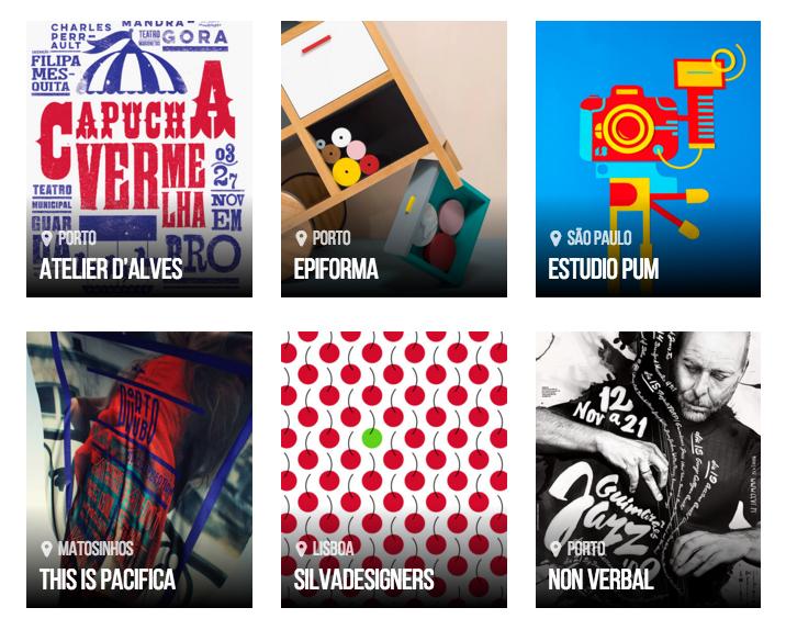 Design Lusófono, dez curtas em dez semanas