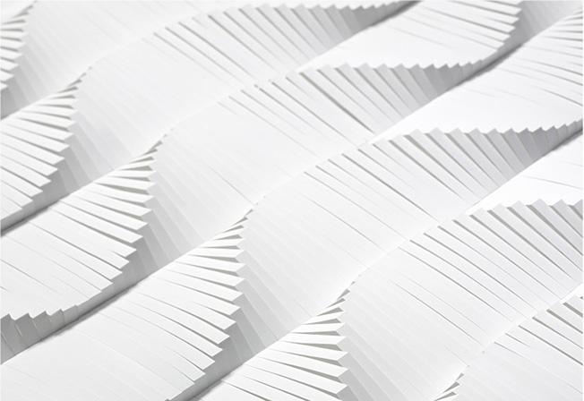 Precisão nipónica sobre papel