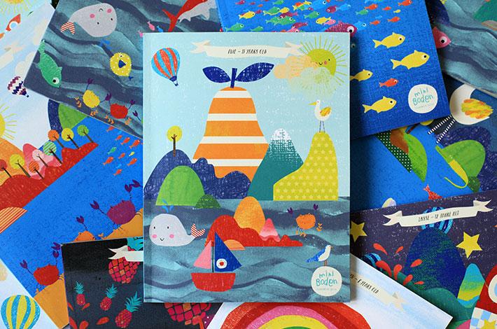 Como desenhar 15.000 capas de catálogo diferentes