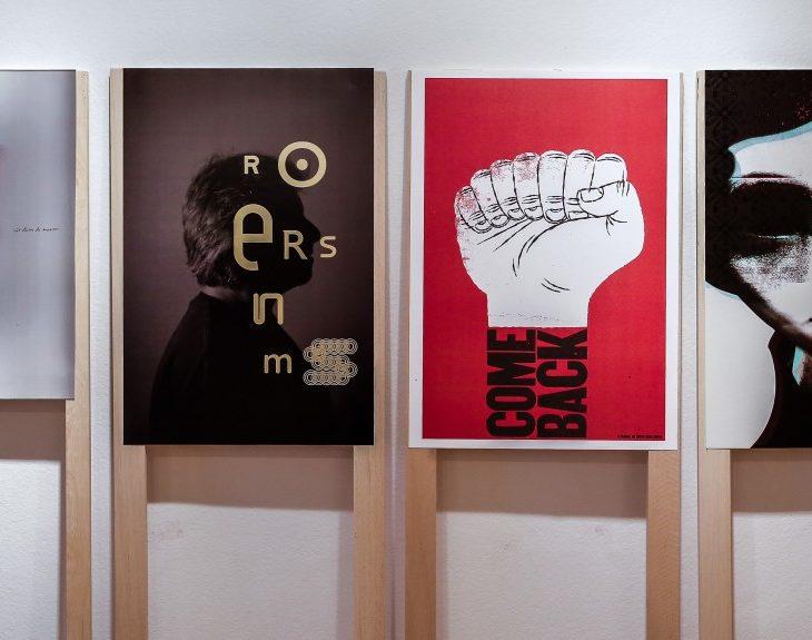 Com muita ilusão e uma enorme vontade. Foi assim The Good Paper Chain Exhibition II em Madrid!
