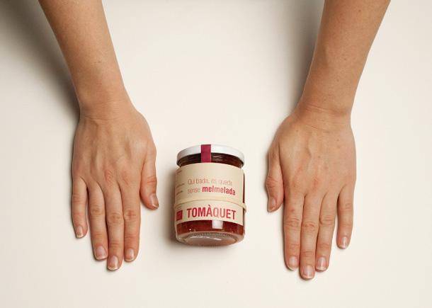 Uma embalagem ecológica ao natural, concebida por Núria Vila com papéis Fedrigoni