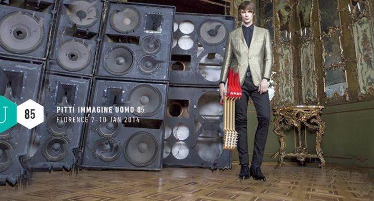 Pitti Uomo 85, papéis para o mundo da moda