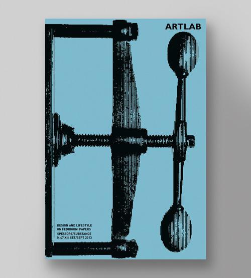 O número 47 da Artlab é dedicado aos 'projetos de espessura'