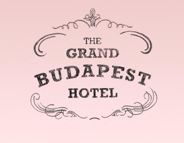 O Grande Hotel Budapeste… em papel!