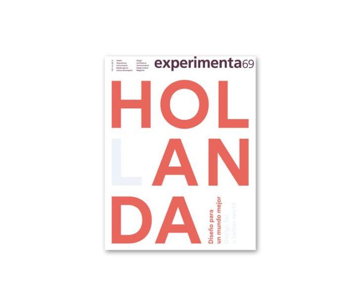 O n.º 69 da revista Experimenta Magazine tem sotaque holandês