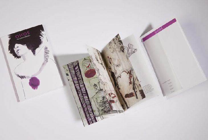 Visual Book Fedrigoni Oikos de Daniel Egnéus