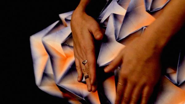 Origami em Prêt-à-porter