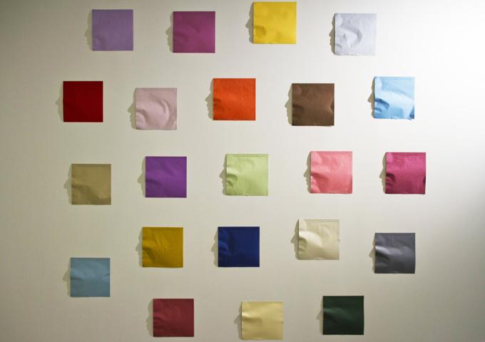 As rugas são belas e Kumi Yamashita demonstra-o na sua obra de papel