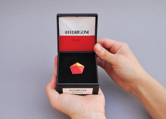 Pequeno-almoço com diamantes de Good Paper