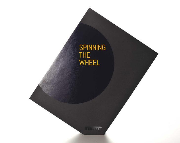 Não inventámos a roda, mas fizemos Good Paper para o relatório anual da Pirelli