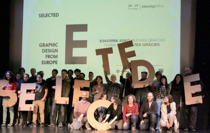 Nos dias 27 e 28 de novembro houve um encontro com o design em Bilbau! : )