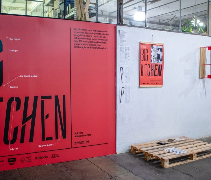 Big Kitchen – o laboratório das letras que nos rodeiam