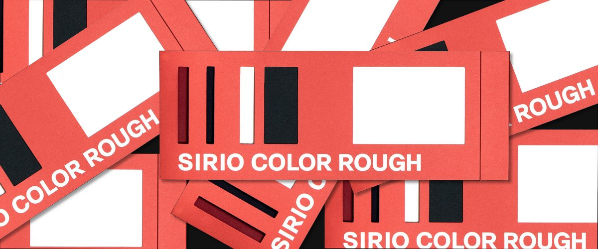 O segredo do sucesso de 'Sirio Color Rough'