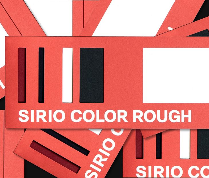O segredo do sucesso de 'Sirio Color Rough'
