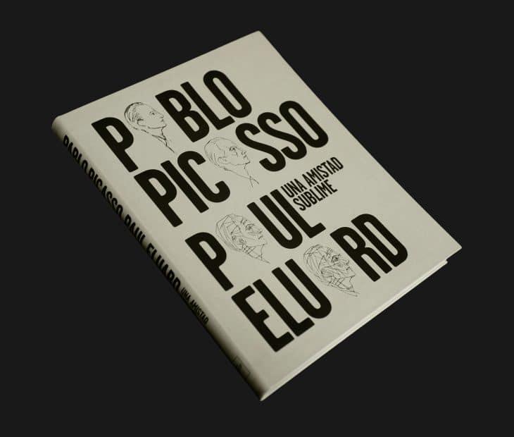 Picasso e Eluard. Fedrigoni e edição.