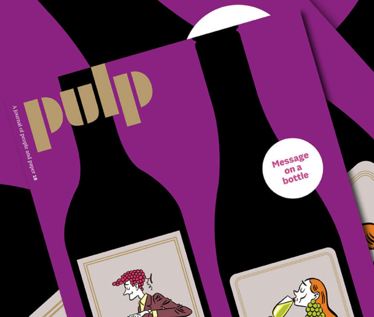 PULP 18: message in a bottle…