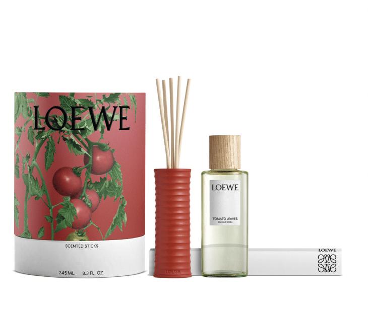 Loewe Perfumes: a embalagem perfeita para um jardim do paraíso