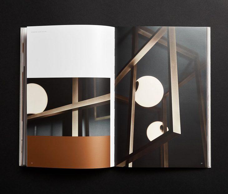 Catálogos de iluminação: o topo do top da decoração de interior
