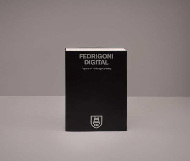 Apresentamos o novo catálogo da Fedrigoni para HP Indigo®!
