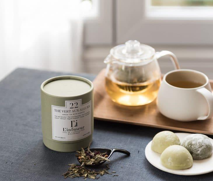 O papel e a exclusividade da 'hora do chá'