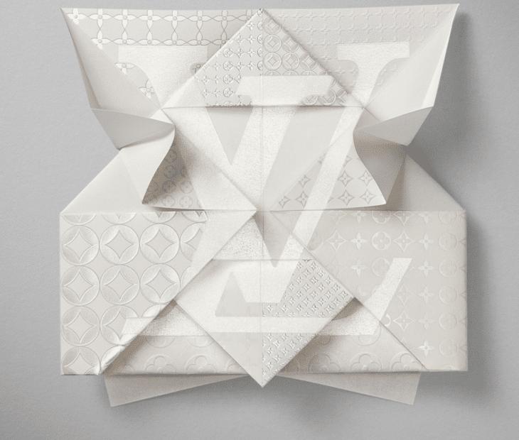 Origami e papiroflexia: a técnica de papel que encanta o luxo
