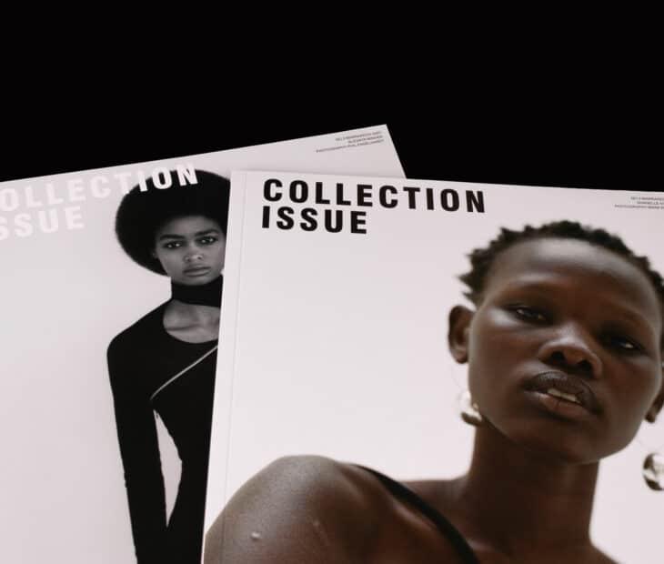 Catálogos de moda, uma promessa em papel