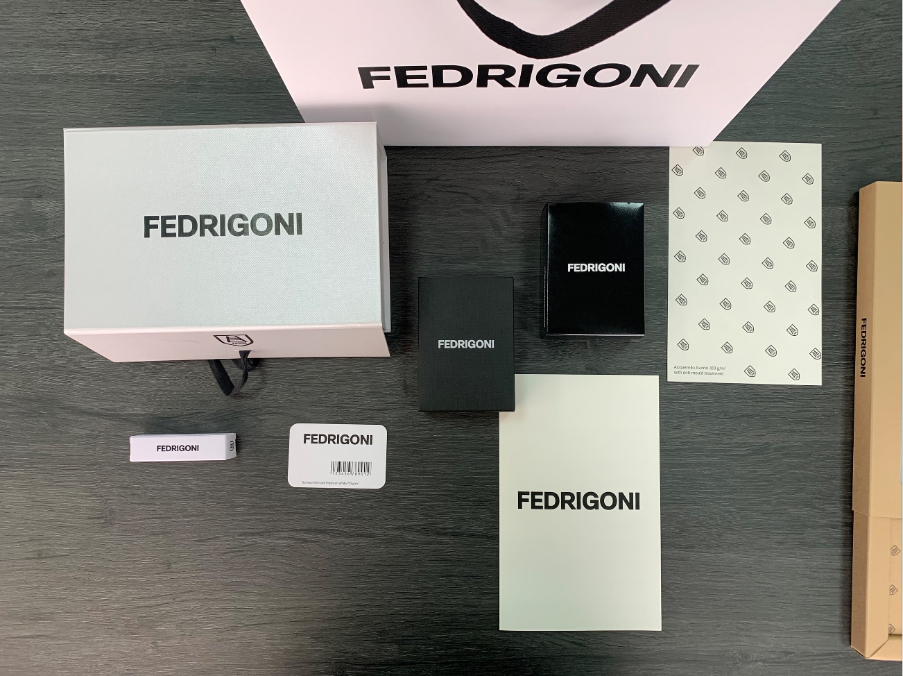 """Plastic to Paper"": Fedrigoni junta-se à aposta"